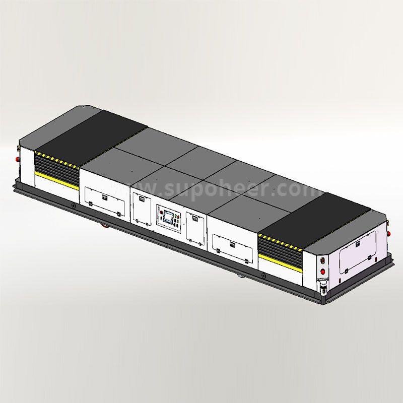 Heavy-duty Omni-Directional Lift AGV
