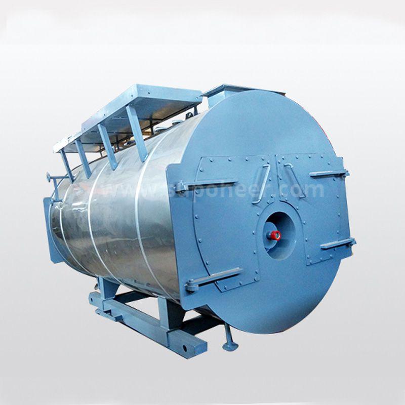 WNS Series Diesel/Natural Gas Steam Boiler
