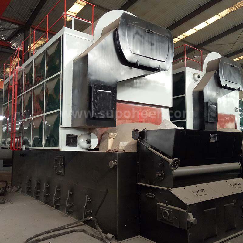 DZL Series Coal Fuel Steam Boiler