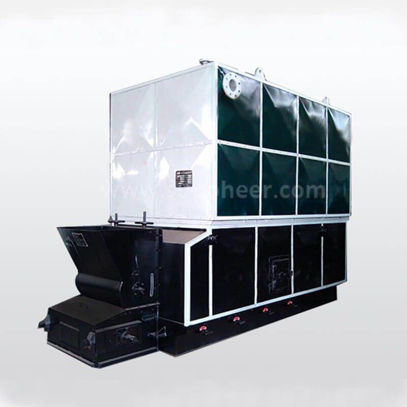 YLW Series Coal Fuel Thermal Oil Boilers