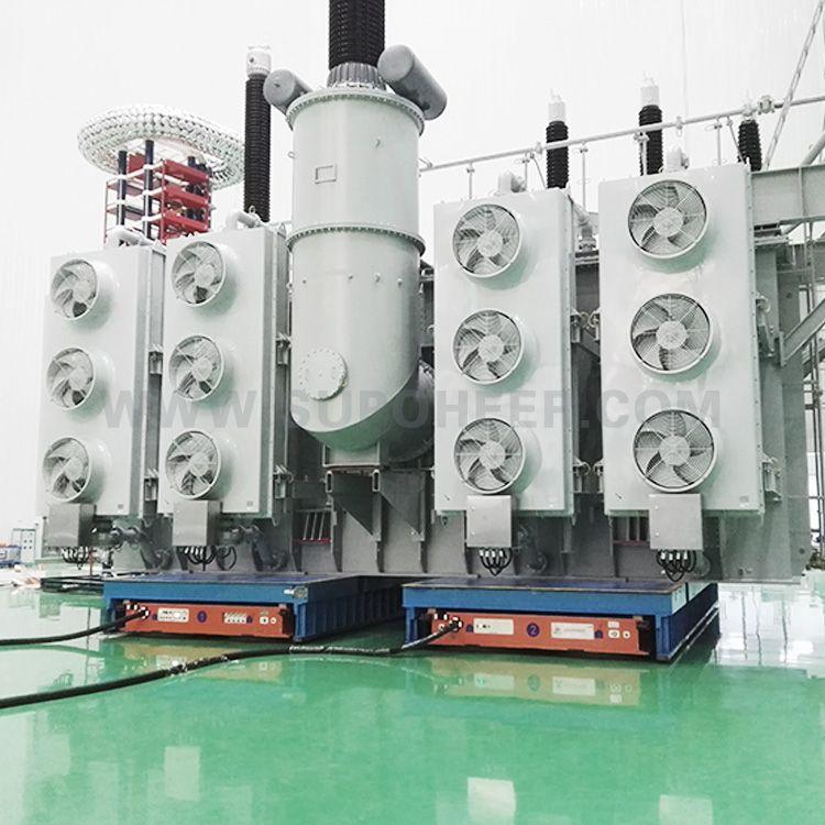 300t Air Cushion Transport Floating Air Lift Platform Industrial Agv Robot