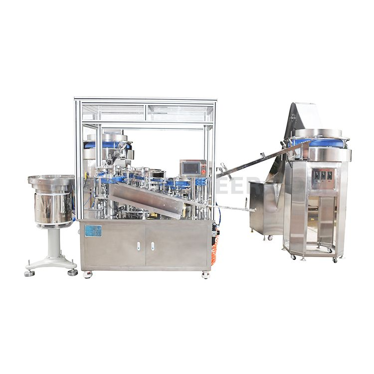 Automatic Assembly Machine of Injector luer sllp 2ml