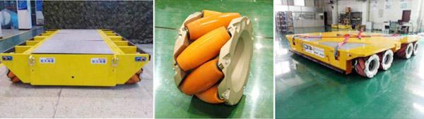 Mecanum Wheel AGV